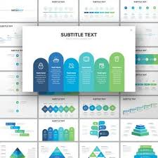Pptx Themes Infoshop Infographic Presentation Powerpoint Template