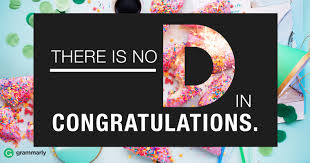 Another Word For Congratulations Congradulations Or Congratulations Which Is Right Grammarly
