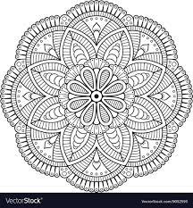 Mandala Indian Designs Indian Mandala