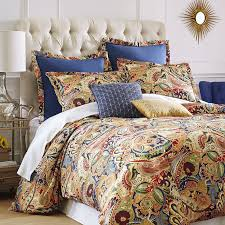 Paisley Bedroom Vibrant Paisley Duvet Cover Sham Pier 1 Imports