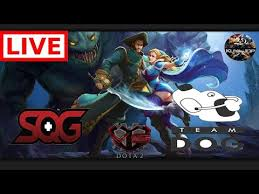 virtus pro vs lfy dota 2 live bo1 game guy ninja com