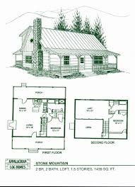 small mountain cabin plans with loft new small house plans with loft
