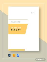 17 Sample Trip Report Templates Word Pdf Google Docs Apple