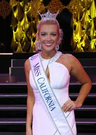Miss Yosemite Valley Jillian Smith Crowned as Miss California