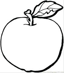 Printable Coloring Pages Apples Spikedsweetteacom