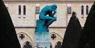 Auguste Rodin obra El pensador