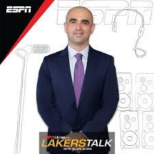 Lakers Talk with Allen Sliwa