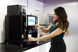 Coffee Vending Machine Rental Mesmerizing Bean To Cup Coffee Machine Hire Express Vending