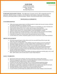 customer support skills resume a good customer service resume