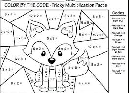 Math Coloring Pages 4th Grade Coloring Pages For Graders Math