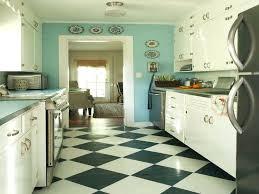 kitchen floors white kitchens and wooden cabinets on 4 black floor ideas decor tile designs light blue tiles