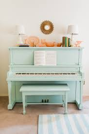 Piano Furniture How To Paint A Piano With Chalkpaint Chalk Paint Pianos And