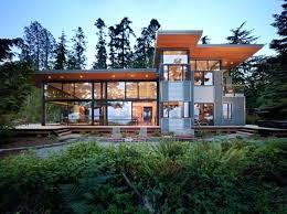 northwest modern home architecture. Pacific Northwest Contemporary Modern Home Architecture C