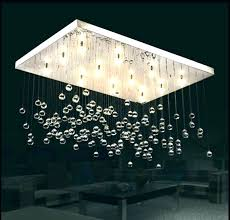 crystal drop lamp crystal drop chandelier pendant lighting table lamp rectangular crystal drop