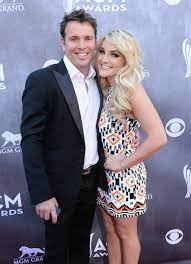 Jamie Lynn Spears and her husband ...