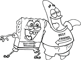 Coloring Pages Free Library Spongebob Christmas Lazy In Printable