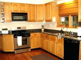 modern country kitchen with oak cabinets. Plain Oak Kitchen Remodels With Oak Cabinets Dark Modern  Design Country Inside Modern Country Kitchen With Oak Cabinets D