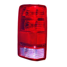 2007 Dodge Nitro Rear Light Assembly Details About Fits 2007 2011 Dodge Nitro Tail Light Assembly Passenger Side Nsf
