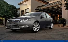 2009 Ford Falcon FG Sedan & Ute: Down-Under Debut for New RWD Line-Up