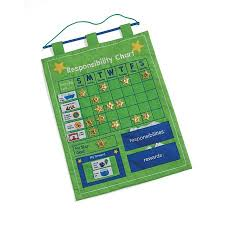Responsibility Chart Walmart Responsibility And Reward Chart Childrens Chore Chart By The Original Childrens Responsibility Chart Helps Kids And Parents Set Weekly Goals