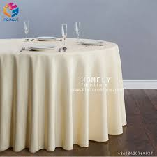 china hotel banquet cotton party white wedding round table cloth for event china table cloth round table cloth