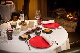 La Table Des Neiges Gastronomic Restaurant In Val Disere Savoy