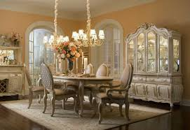 Aico Lavelle Blanc T Dining Room Collection AICO - Aico dining room set
