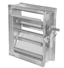 air conditioning damper. volume control damper air conditioning