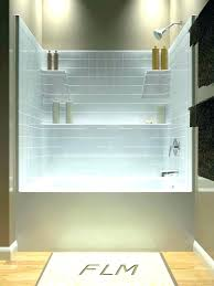 bathtub and shower combo units showers best bath shower combo modify bathtub to walk in tub bathtub and shower combo