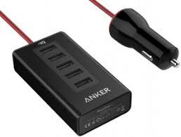 Автомобильные <b>зарядные устройства Anker</b> – купить ...