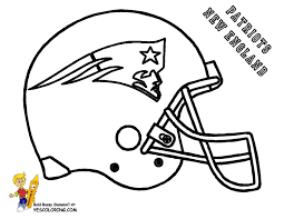 enter to afc football helmet coloring 02 at yescoloring