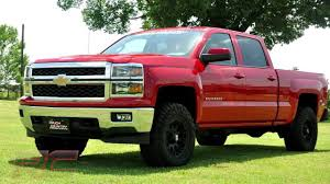 2014-2015 GM 4WD 1500 3.5-inch Suspension Lift Kit (w/o New Upper ...