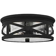 outdoor flush mount ceiling light fixtures. sea gull lighting 7821402-12 lakeview two-light outdoor flush mount ceiling light with fixtures