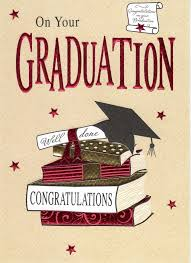 On Your Graduation Congratulations Greeting Card Cards
