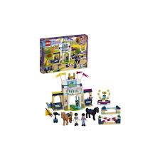 <b>Lego Friends Соревнования по</b> конкуру конструктор 41367 купить ...