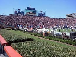 Jordan Hare Stadium Section 32 Row 2 Seat 11 Auburn