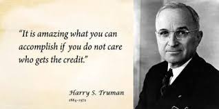 Harry Truman Quotes