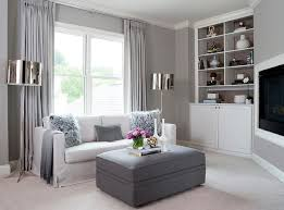 Gray Living Room New Design Ideas