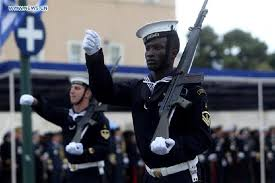 Independence Day parade held in Athens, Greece - China Military ...