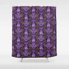 A Parliament of Owls Plum Shower Curtain by pilgrimlee Society6
