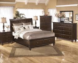 Greensburg Bedroom Set   Brilliant Camdyn Storage King Bedroom Set By  Ashley Furniture