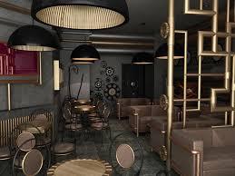 Steampunk Interior Design Style ...