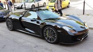 porsche 918 spyder black. zlatan ibrahimovics porsche 918 spyder 0 600x337 at spotted in stockholm black p