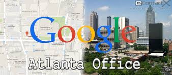google office contact. google office in atlanta contact