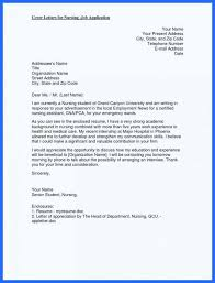cover letter nursing assistant cover letter for nursing student internship examples health care