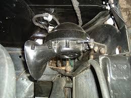 moris minor steering wheel horn button assembly diagram lh horn mounting jpg
