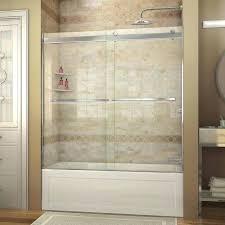 glass doors for bathtub medium size of glass half shower door how to install a shower glass doors for bathtub