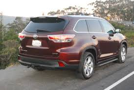 Review: 2015 Toyota Highlander Limited FWD | Car Reviews and news ...