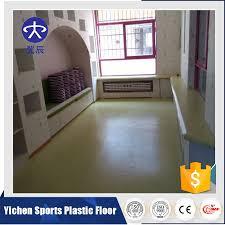 good uv and transpa layer pvc flooring used kindergarten vinyl flooring plastic floor used indoor