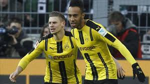 As phrase used when one has to leave but intends to return very soon. Lukasz Piszczek At Borussia Dortmund For 1 More Year